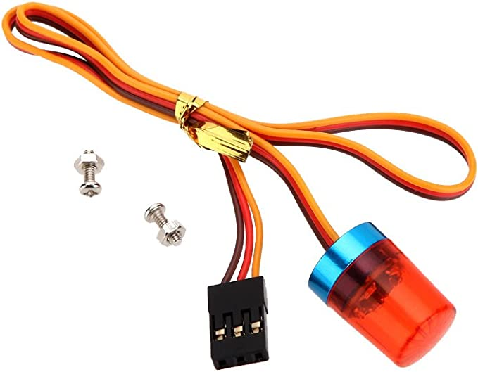 Ultra Bright RC Car LED light strobing-blasting Flashing Rotating Mode light/<US