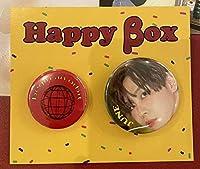 ORβIT・JUNE・Happy βox缶バッジ