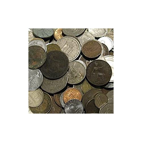 uncleaned Coin Coins & Paper Money Helpful Unsearch