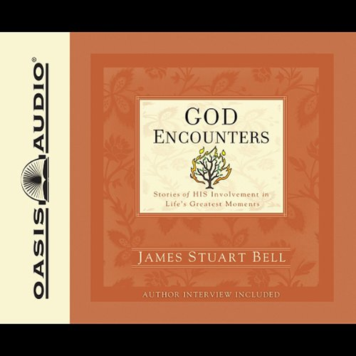 God Encounters audiobook cover art