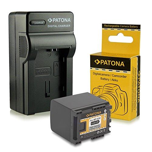 Accessoireset voor digitale camera/videocamera's met accu Canon-/820 BP