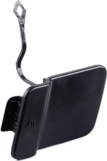 beler Plastic Rear Bumper Tow Hook Cover Cap Fit For Mercedes-Benz X204 GLK300 GLK350