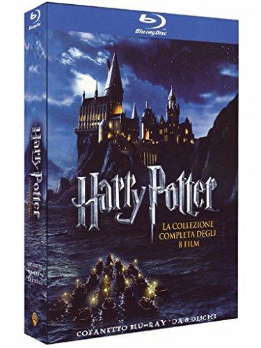 Harry Potter Komplettbox 1-8 / Alle Teile 1+2+3+4+5+6+7.1+7.2 - EU Import [in Deutsch und Englisch]