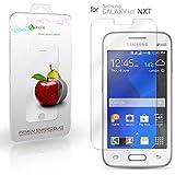eprote Samsung Galaxy Ace NXT Cristal Protector de Pantalla, Vidrio Templado para Samsung Ace NXT, 4.0 Pulgadas - Dureza del Vidrio 9H, Anti-Rayado, Anti-Huellas Dactilares, Fácil de Limpiar, HD