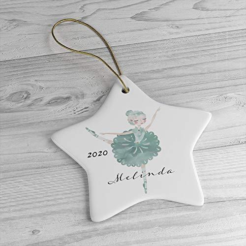 Situen Ballerina Ornament, Nutcracker Ornament, Fairy Ornament, Christ-mas Ornament, Christ-mas Gift - Funny Christ-mas Ornament