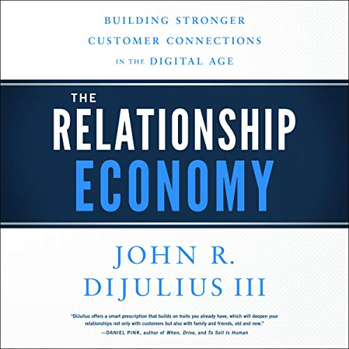 The Relationship Economy cover art