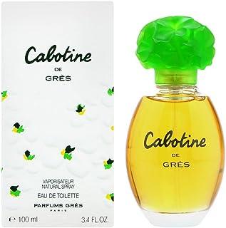 Cabotine by Gres for Women - Eau de Toilette, 100ml