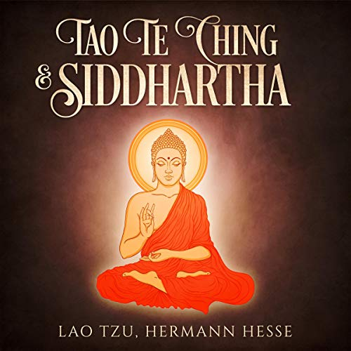 Tao Te Ching & Siddhartha audiobook cover art