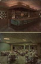 Barney's Restaurant Amsterdam, New York Original Vintage Postcard