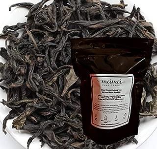 MeiMei Fine Teas Wuyi Rock Oolong Da Hong Pao Rare Orchid Qi Lan - Premium Oolong Tea Big Red Robe Fruity and Floral Medium Roasting 50 grams
