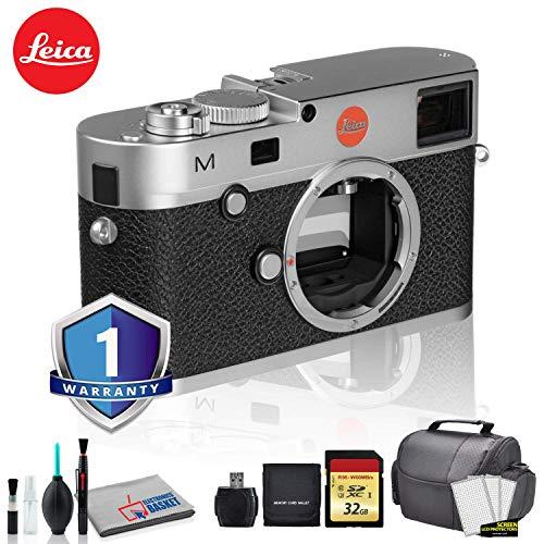 Find Bargain Leica M (Typ 240) Digital Rangefinder Camera (Silver) Bundle with 32 GB Memory Card + M...