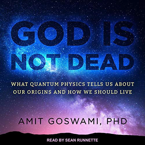 God Is Not Dead  By  cover art