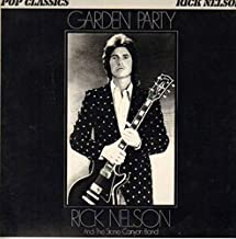 Rick Nelson & The Stone Canyon Band - Garden Party - MCA Coral - 0042.034
