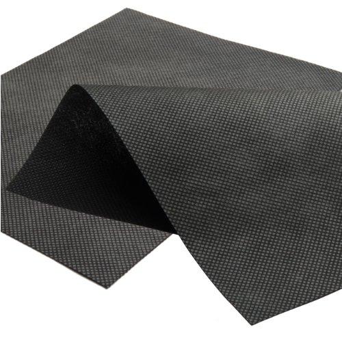 Masgard® Toile Anti Mauvaises Herbes 80 g/m² différentes Dimensions (1,95 m x 200,00 m = 390 m² (2 Rouleaux de 100 m))