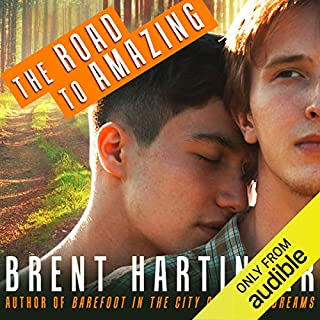 The Road to Amazing audiobook cover art