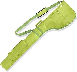 LONGCHAO Golf Sunday Bag-Driving Range Mini Course Training Practice Golf Bag Travel Case Foldable