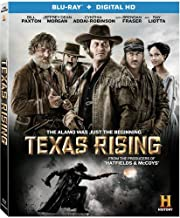 Texas Rising [Blu-ray + Digital HD]