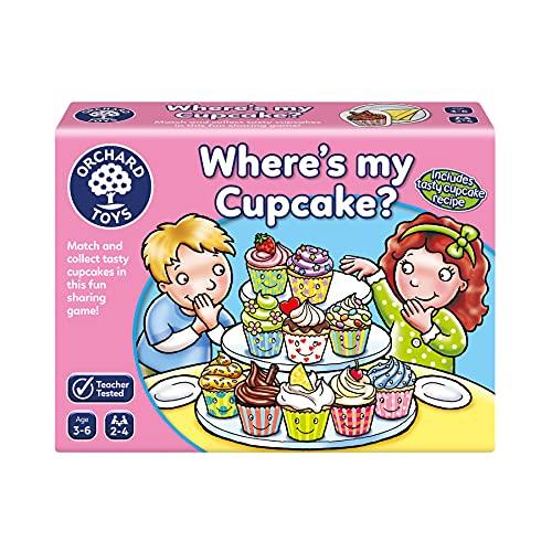 Orchard Toys - Orch013 - Jeu D'imitation - Cuisine - mais Où Est Mon Cupcake?