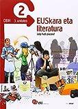 EKI DBH 2. Euskara eta Literatura 1 (Pack 3) (EKI 2) - 9788415586487