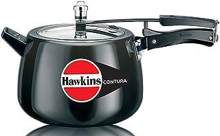 Hawkins Contura 6-1/2-Liter Hard Anodized Pressure Cooker
