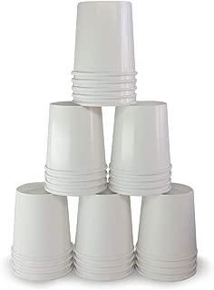 25pc - 1Qt Paper GelCoat Dump Gun Cups - Resin, Epoxy Gel Coat Drop Gun Quart