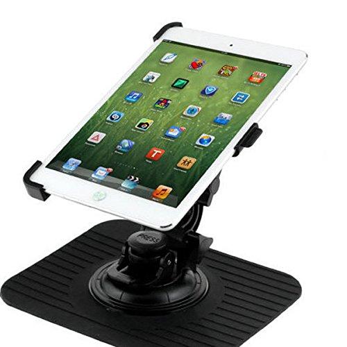 Alamor Voiture GPS DVD Dashboard Mount Support Anti Skid Dash Mat pour Satnav Tomtom Navman