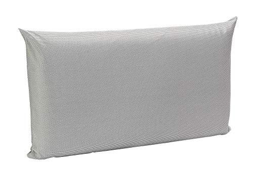 Pikolin Home - Almohada de látex natural perforada, con gel refrescante, 40x70cm, altura 14cm (Todas las medidas)