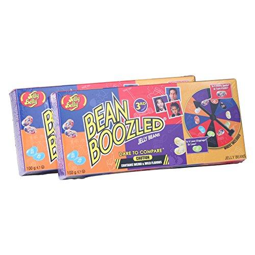 Juego de 2 cajas de regalo Jelly Belly Bean Boozled de 100 g