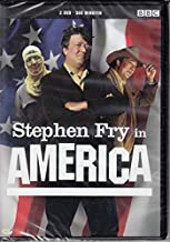 STEPHEN FRY IN AMERICA - The Complete Series (2008) [import] by Stephen Fry