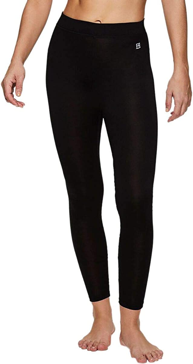 Avalanche Women's High Rise Soft Breathable Lounge Active Base Layer Legging