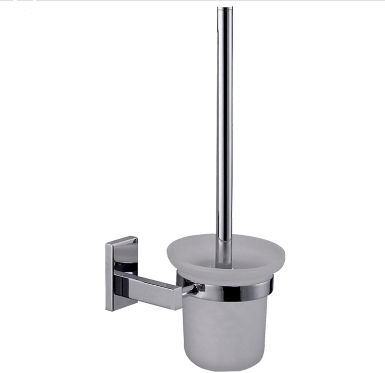 Sucastle,Full copper, toilet cups, suits, bathroom, hardware pendant, toilet accessories,?? Copper, glass,?? Bright chrome,QWERTY,