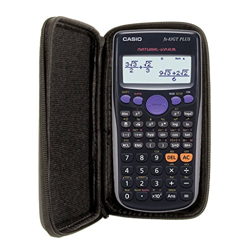 SafeCase beschermhoes voor rekenmachine en grafische rekenmachine van Casio Casio FX 83 GT Plus