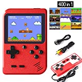 Best Handheld Game Consoles - JAMSWALL Handheld Game Console, Retro Mini Game Player Review