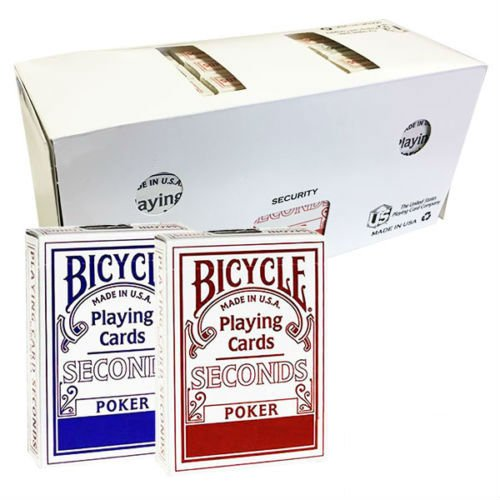 Decks Bicycle Seconds