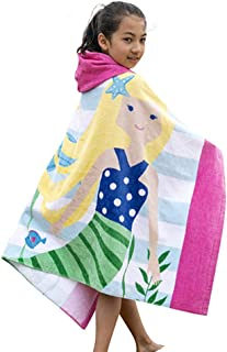 Super Soft And Inshere 100% Cotton Beach Hooded Towel For Toddlers Under Age 6 Towels & Washcloths