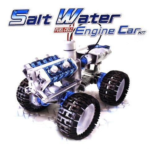 Salt Water Fuel Cell 4x4 Car Kit