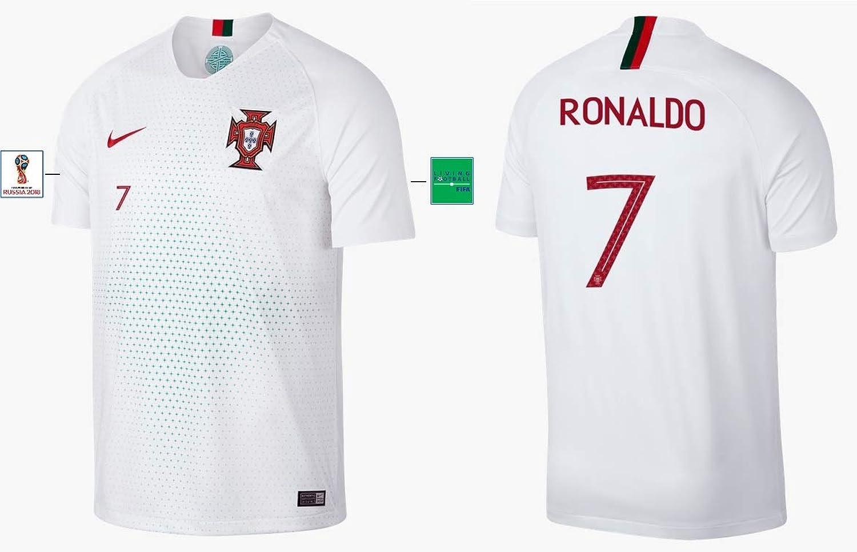 Portugal Trikot Herren WM 2018 Away - Ronaldo Ronaldo Ronaldo 7 B07HM6QC3D  Große Auswahl 0b0961