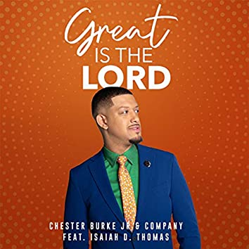Great Is the Lord (Live)