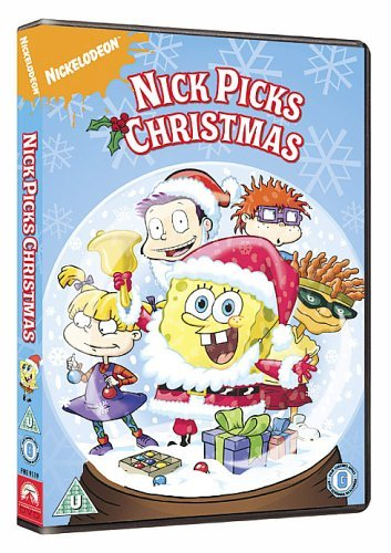 Nick Picks Holiday [DVD]