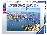 Ravensburger Puzzle 1000 Piezas, Opera House de Sidney, Colección Fotos y Paisajes, Puzzle para Adultos, Rompecabezas Ravensburger de Alta Calidad