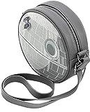 Loungefly Star Wars Death Star Crossbody Bag w/Pin Standard