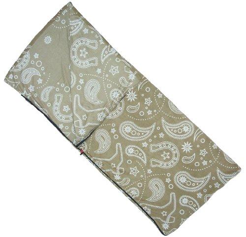 コールマン(Coleman) フリースインナー 封筒型寝袋用 バンダナデザイン 2000016148