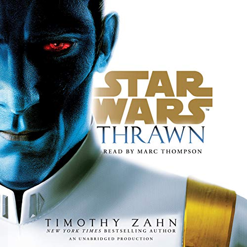 Thrawn (Star Wars) audiobook cover art