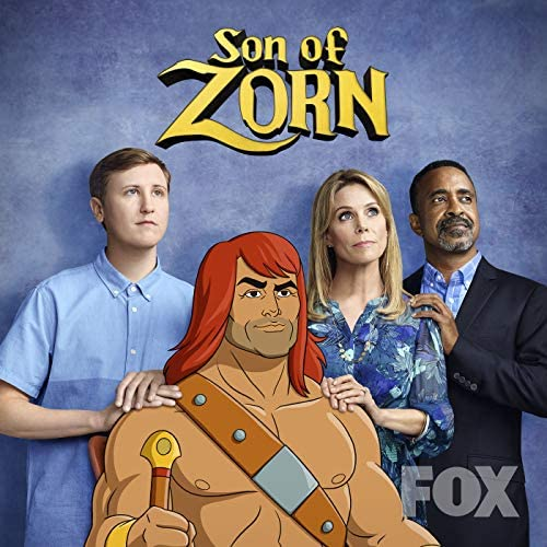 Son of Zorn Cast