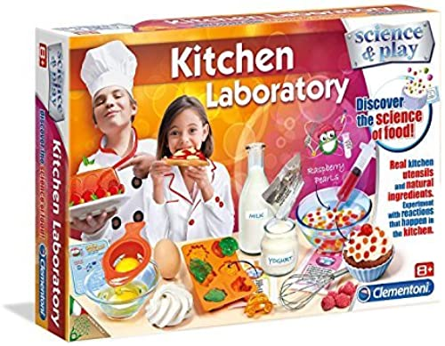 Science & Play Kitchen Laboratory by Science & Play