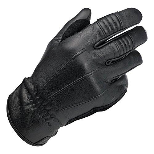 Biltwell Handschuhe für Erwachsene, Unisex, Schwarz, Größe S