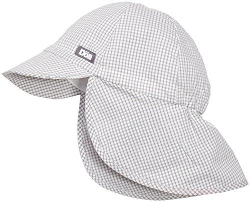 Döll Unisex, Baseball Cap, Baseballmütze mit Nackenschutz, Grau (Alloy 1033), 53