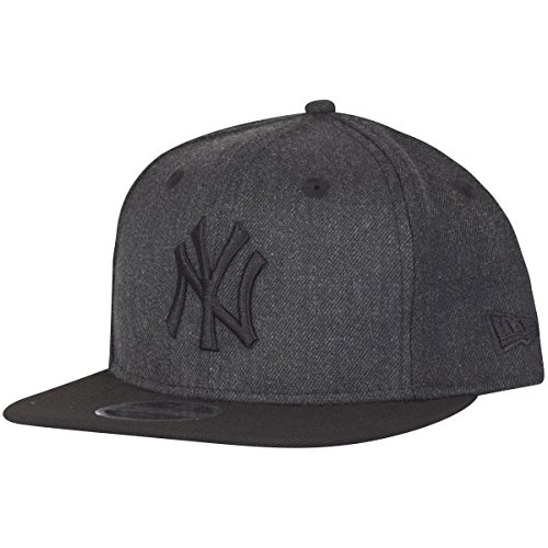 New Era Original-Fit Snapback Cap - NY Yankees schwarz - S/M