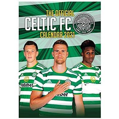 Official Celtic FC 2021 Soccer Calendar (A3)