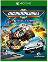 Micro Machines World Series (輸入版:北米) - XboxOne